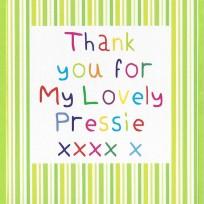 Lovely Pressie (CR31)