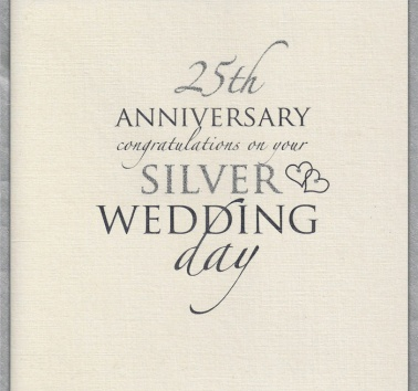 Silver Wedding Anniversary (025)