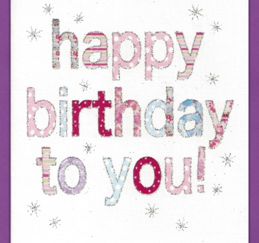 Happy Birthday To You! (051)