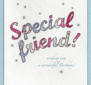 Special Friend (056)