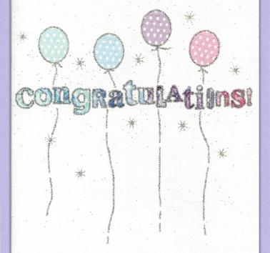 Congratulations (080)