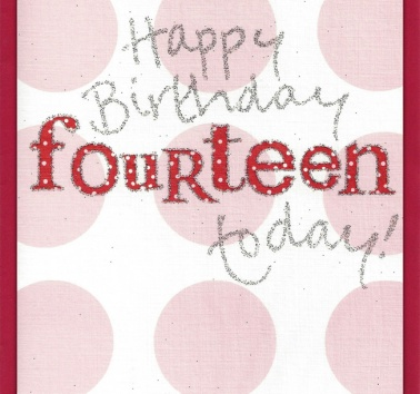 Fourteen Today (090)