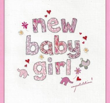 New Baby Girl (096)