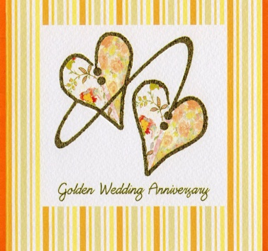 Golden Wedding (CR214)