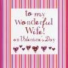 To my wonderful wife (CR229)