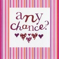 Any Chance (CR233)