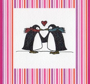 Penguin Kiss (CR241)