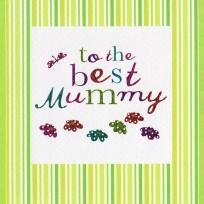 Best Mummy (CR249)