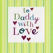 To Daddy with love (CR254)
