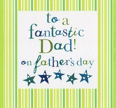 Fantastic Dad (CR255)