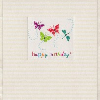 Ditsy Butterflies (D214)