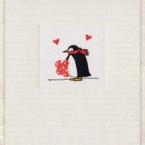 Penguin Flowers (D234)