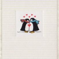 Penguin Cuddle (D235)