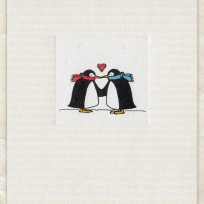 Penguin Kiss (D236)