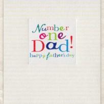 No 1 Dad (D245)