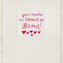 You make my heart go Bang (D248)