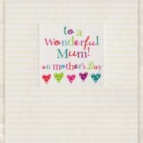 To a Wonderful Mum (D250)