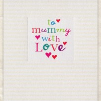 To Mummy with Love (D252)