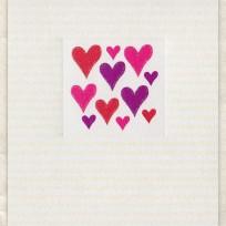 Many Hearts (D254)